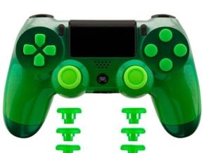 Mando-VerdeFade-PS4