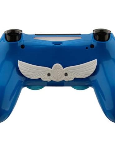 Mando-Abstracto-Azul-PS4-Trasera