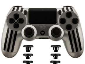 Mando-LineasPlata-PS4