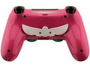 Mando-VerdeBrush-PS4-Trasera