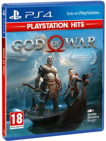 PS4-God-Of-War-Hits