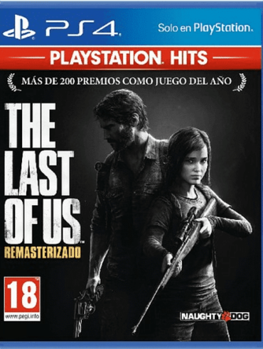 THE LAST OF US - PS4 - HITS